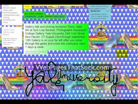 Yale School of Art Website