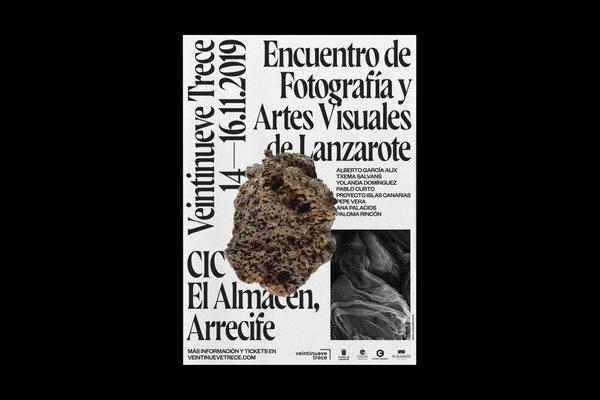 Veintinueve Trece, Visual Arts Festival of Lanzarote (Leon Romero)