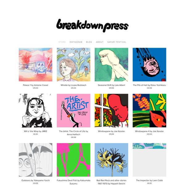 Breakdown Press