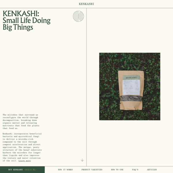Kenkashi - Kenaf Bokashi Composting