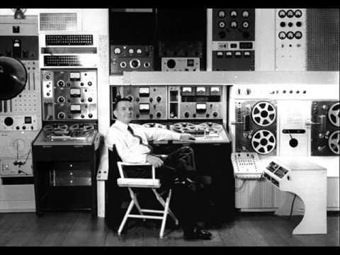 """Early electronic music, formulated by revolutionary Raymond Scott. This song is called 'Portofino' and was featured in the BBC Documentary """"The Century of the Self."""""""