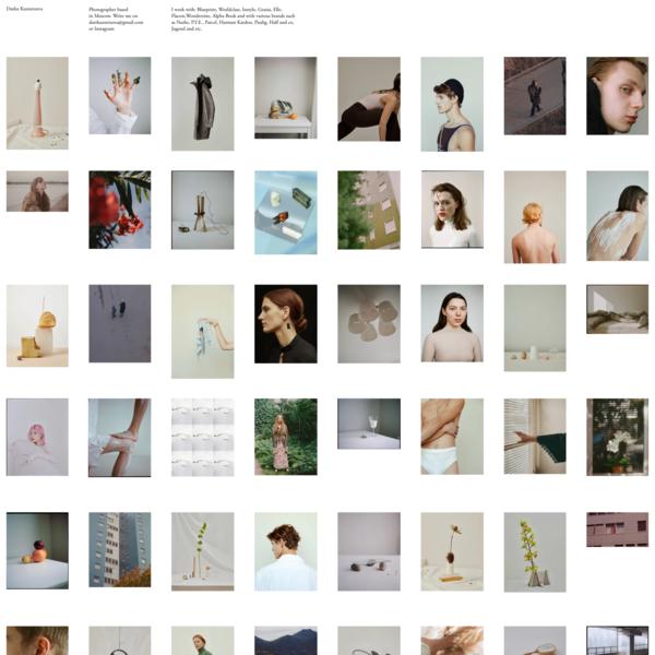 Portfolio by Dasha Kuznetsova