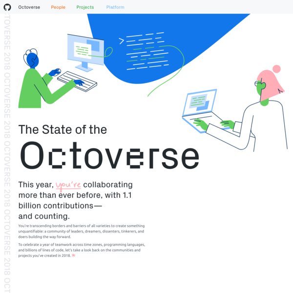 The State of the Octoverse