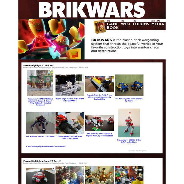 BrikWars!