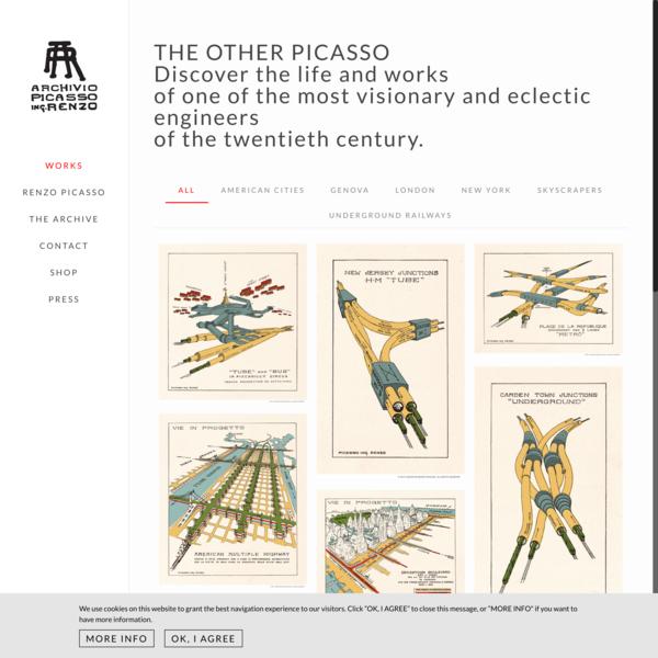 Archivio Renzo Picasso - Centro di documentazione e studio delle opere dell'Ingegnere genovese Renzo Picasso