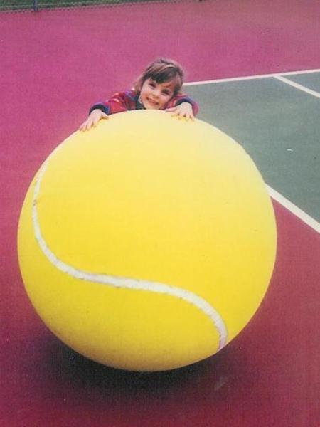 Novelty Tennis Ball