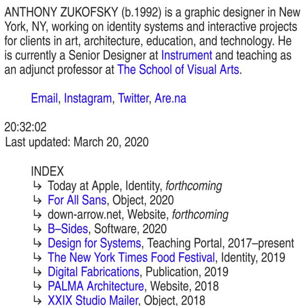 Anthony Zukofsky