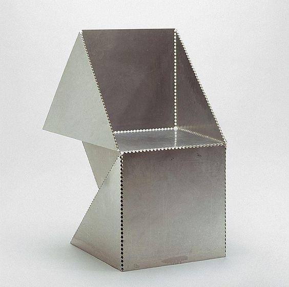 Christoph Dietlicher, Folding Chair - prototype, 1988