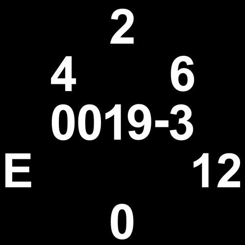 0019-3 E12 by LOT