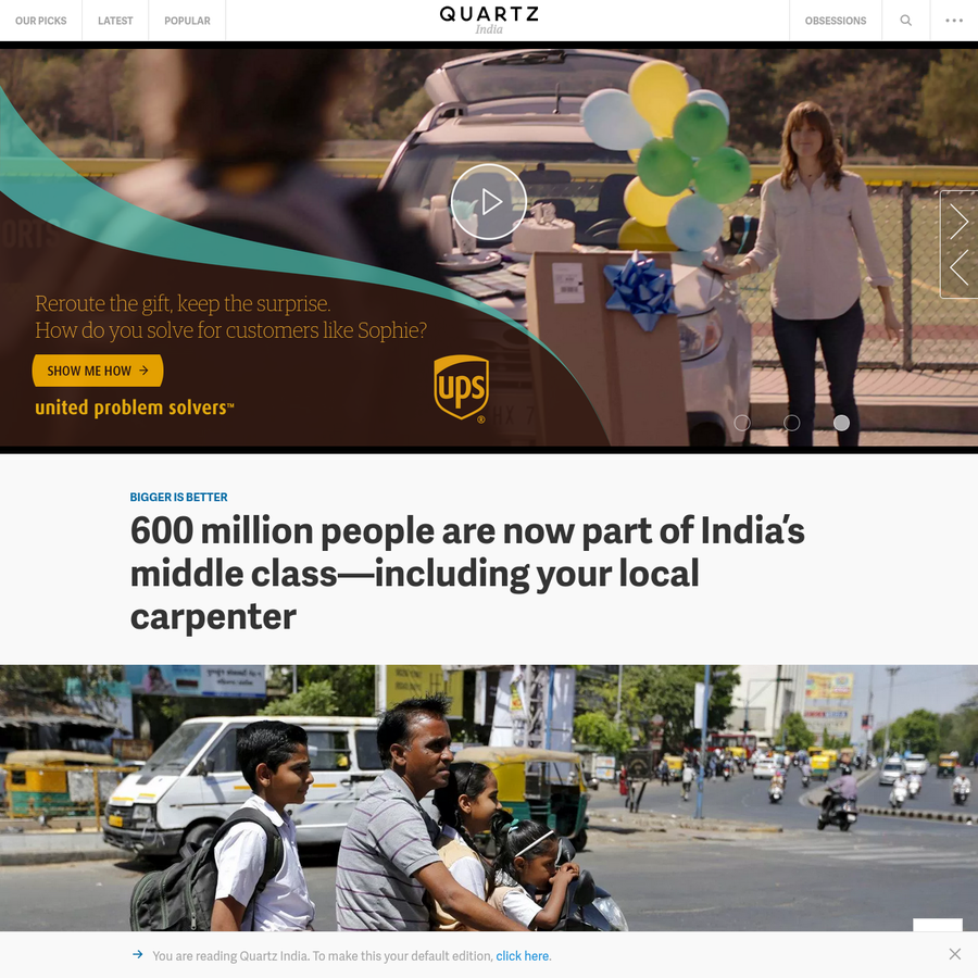 India's middle class is growing. And how. The new middle class-persons spending anywhere between $2 and $10 per capita per day-has doubled in size to 600 million people between 2004 and 2012, a study by two Mumbai university economists has found. That's nearly half of India's 1.2-billion population.