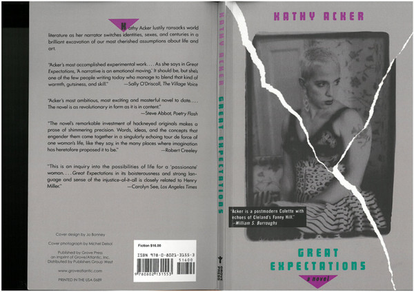 kathy acker great expectations