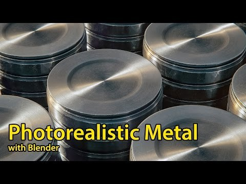 How to Make Photorealistic Materials - Part 2: Metal