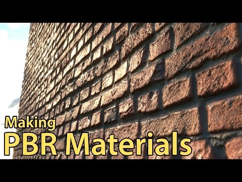 How to Make Photorealistic PBR Materials - Part 1