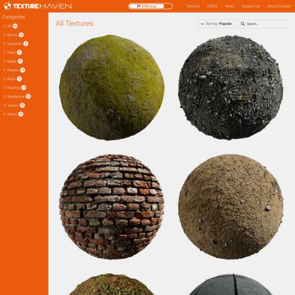 Textures: All | Texture Haven
