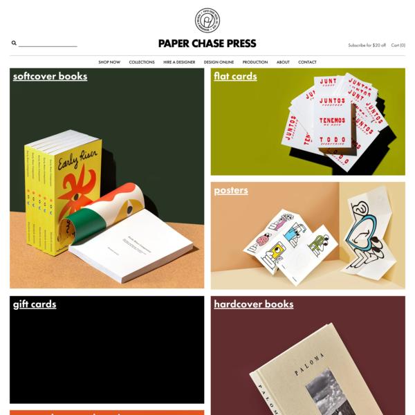 Paper Chase Press