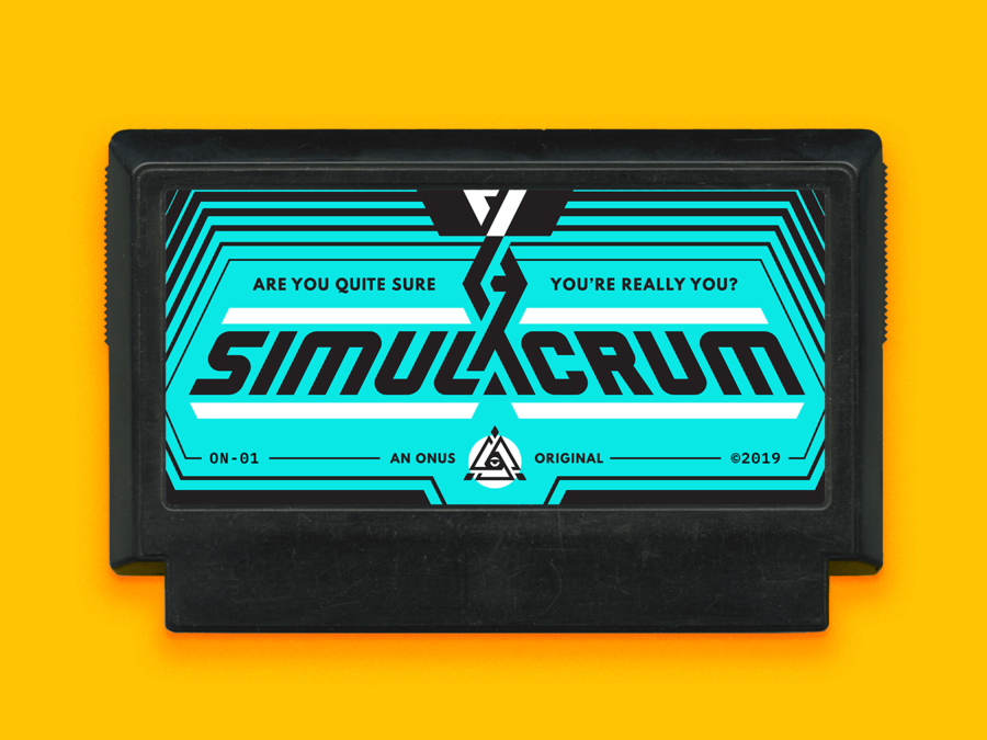Simulacrum by Noah Jacobus for My Famicase 2019