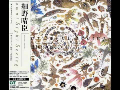 Haruomi Hosono. Omni Sight Seeing