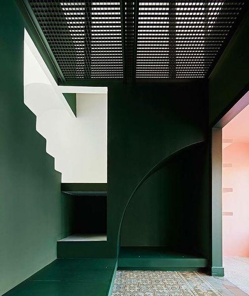 #358 #casa #horta #barcelona #spain #guillermosantoma #architect #notionalarchive