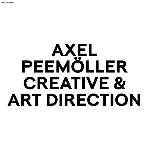 Axel Peemöller