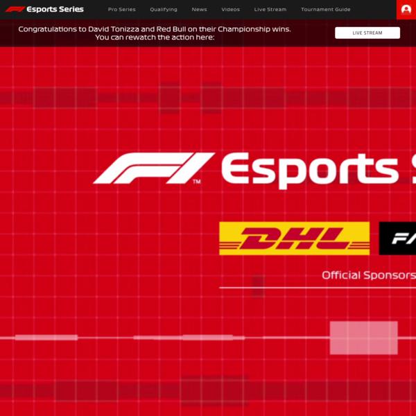 F1® Esports Series 2019