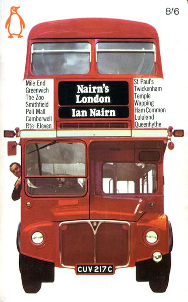 'Nairn's London', by Ian Nairn (1966)