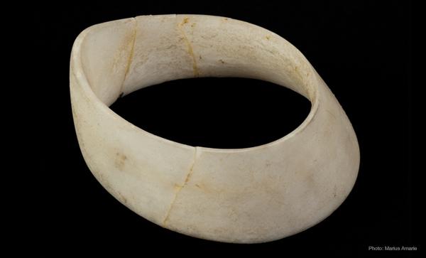 Spondylus Bracelet, 5000–4600 BCE, Romania