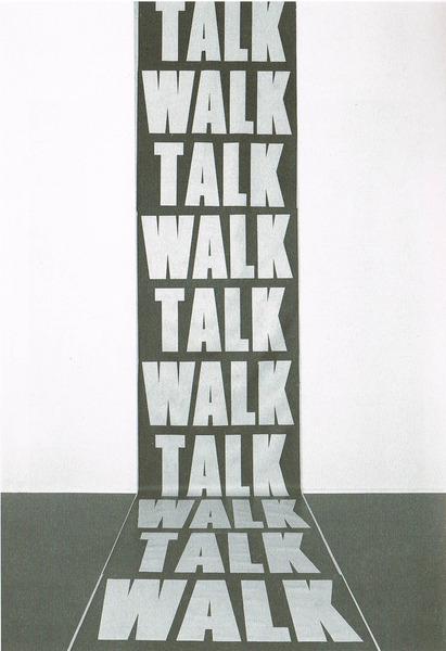 WALK TALK (1969)
