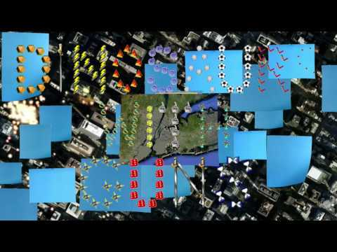 "TEKI LATEX ""Dinosaurs With Guns"" (official video)"