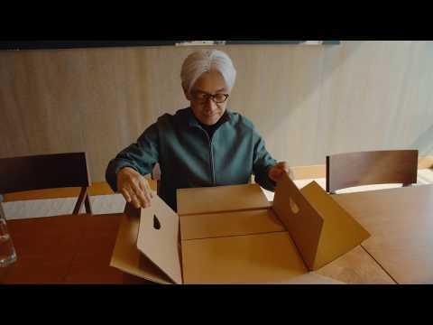 坂本龍一による『Ryuichi Sakamoto 2019』 開封の儀