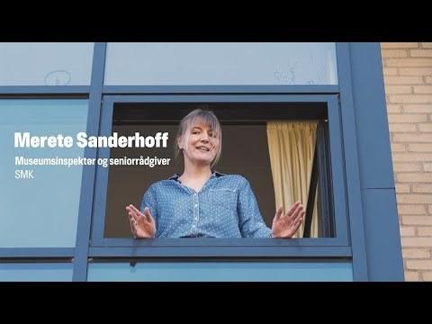 Musset er lukket, samlingen er åben: Digitale samlinger med Merete Sanderhoff