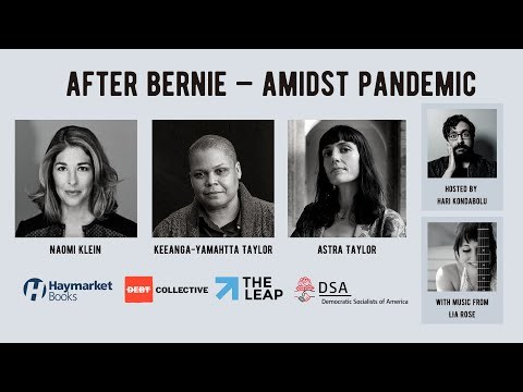 After Bernie-Amidst Pandemic