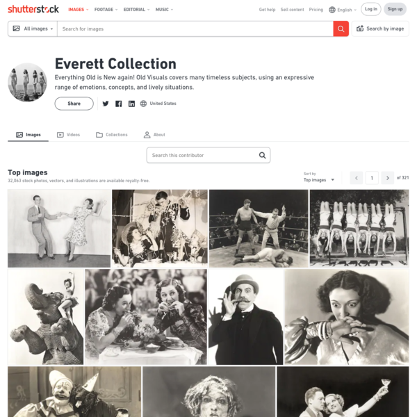 Stock Photo and Image Portfolio by Everett Collection | Shutterstock