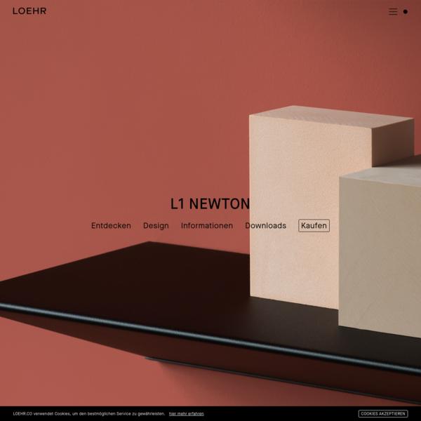 L1 Newton Regal von LOEHR