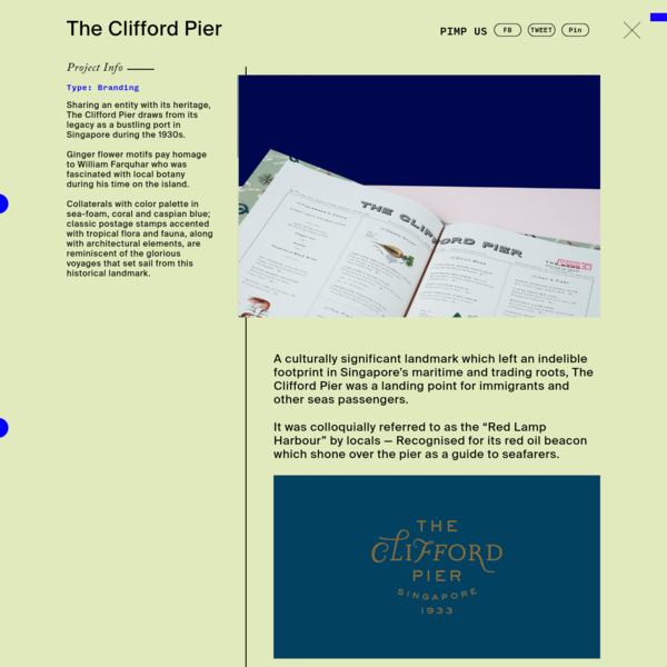The Clifford Pier | Foreign Policy Design Group
