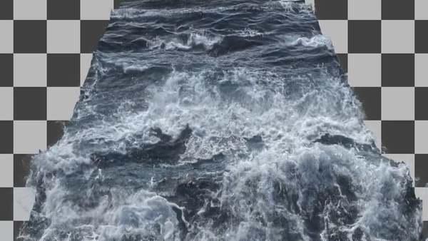 Maya2017 Bifrost Ocean Wave