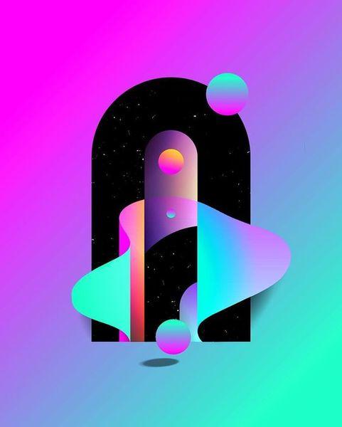 3D Gradient Space Form