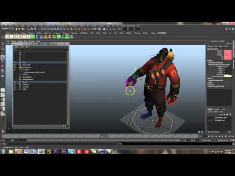 Animating with Constraints: Constraint Switching