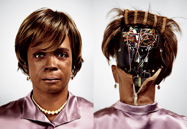Bina the robot