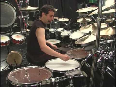 Complicated Drumming: Polynesian nightmare - Breakdown