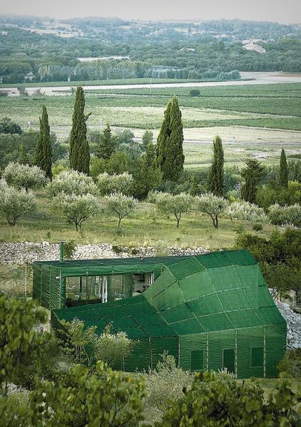 Judith & Ami Barak House, François Roche 1999-2000