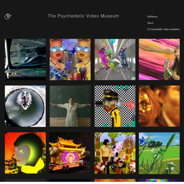 The Psychedelic Video Museum