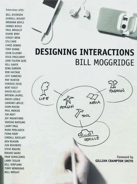 Bill Moggridge – Futures and Alternative Nows