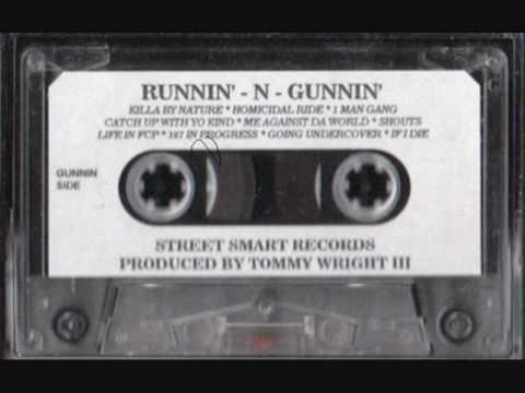 Tommy Wright III & 1st Degree - Runnin -N- Gunnin