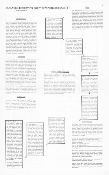 Nam June Paik – Radical Education for the Paperless Society