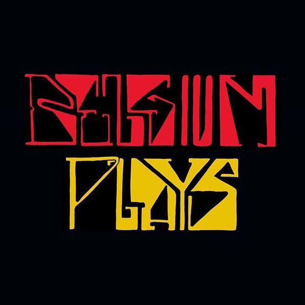 Type design for Belgium Plays @thewordradio