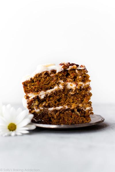 My Favorite Carrot Cake Recipe
