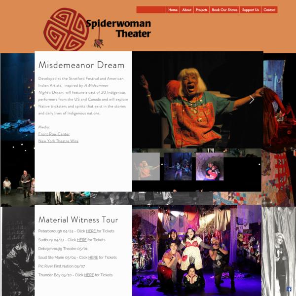 Current | Spiderwoman Theater