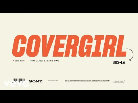 BIA - COVER GIRL (Lyric Video)