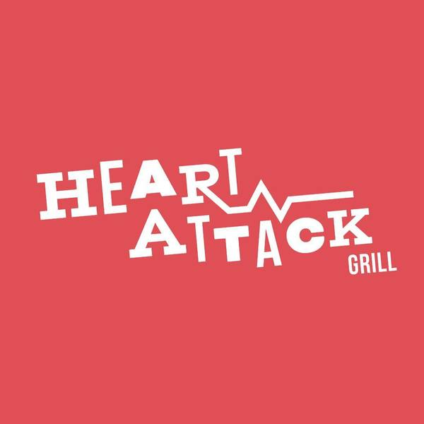 Just finished my first branding project in school and I'm psyched with how it came out :-) The Heart Attack grill is a hospi...