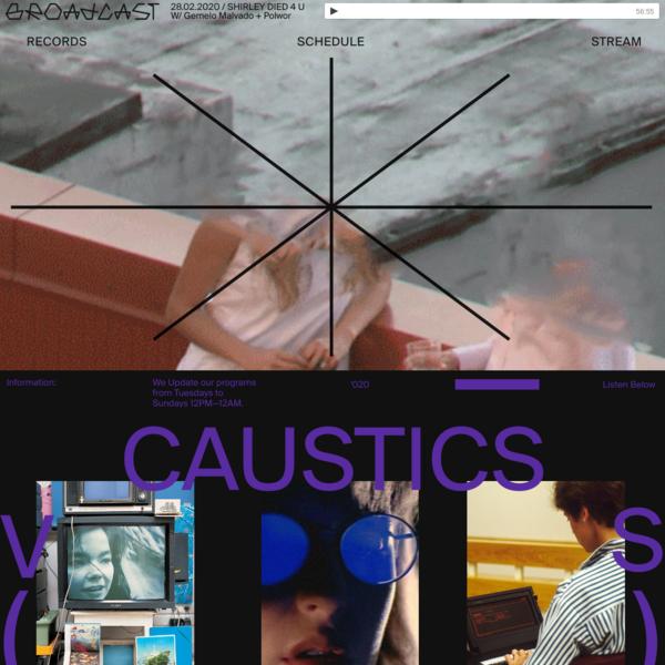 caustics